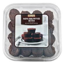 daily chef mini brownie bites 48 ct sam s club
