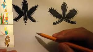draw power rangers samurai symbols cool symbols