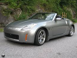 convertible nissan 350z 2004 nissan 350z roadster touring id 20344