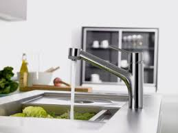 kitchen faucets hansgrohe hansgrohe 06462 talis s kitchen faucet qualitybath