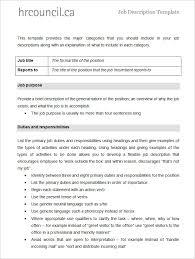 45 hr job description templates hr templates free u0026 premium