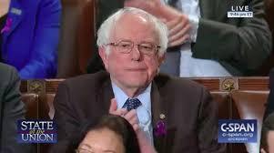 Slow Clap Meme - bernie sanders grumpy clap for trump is now a meme