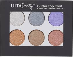 Ulta Human Hair Extensions by Glitter Top Coat Palette Ulta Beauty