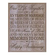 15th wedding anniversary gifts for 15th wedding anniversary gift for custom 15th