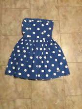 hollister polka dot dresses for women ebay