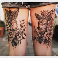back of my legs in black and grey all healed thighs done by