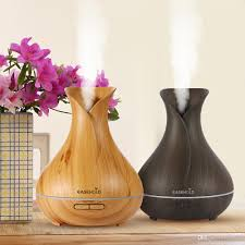 Essential Oil Diffuser by 2017 Easehold 400ml Aroma Essential Oil Diffuser Ultrasonic Air
