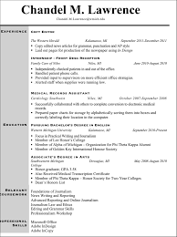 100 resume examples internship resume examples for