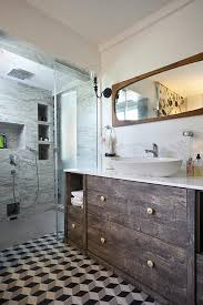 eclectic bathroom ideas eclectic interior design with bold patterned tiles in singapore
