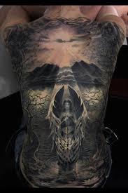 download back tattoo angel danielhuscroft com