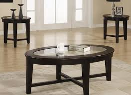 Glass Tables For Living Room Home Design Ideas - Living room table set