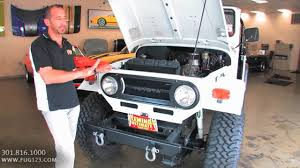 1977 toyota fj40 land cruiser for sale with test drive driving