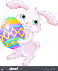 holidays easter bunny stock illustration i2765361 at featurepics