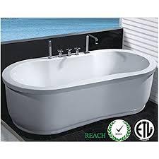 Challenge Bathtub Freestanding Whirlpool Tub