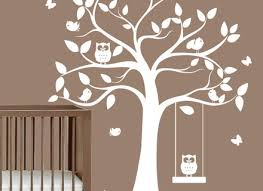 23 white tree nursery wall decals nursery wall decals white tree