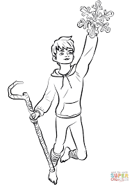 jack sprat rhyme coloring page click the jack frost from rise of
