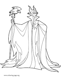 maleficent coloring pages rtvf info