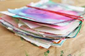 how to write reaction paper step by step science art for kids marbled milk paper babble dabble do learn how to make marbled milk paper from the popular marbled milk science experiment