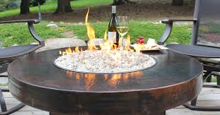 Fire Pit Crystals - fire pit artistic fire pit glass design propane glass fire pit