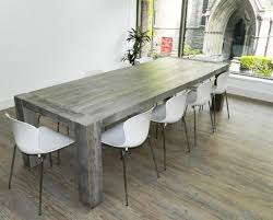 impressive amazing of grey wash dining table with weathered gray