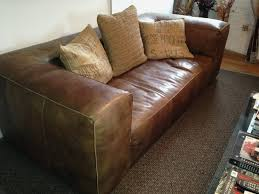 fulham leather sofa for sale restoration hardware lancaster sofa acai sofa