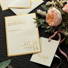 designer wedding invitations paper source