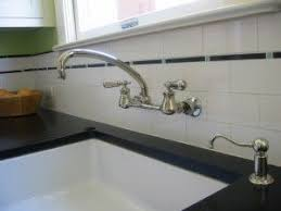 wall mount faucets kitchen 18 best wall mount faucets images on wall mount