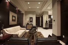 braun wohnzimmer natürliche farbgestaltung in erdtönen wohnzimmer in braun