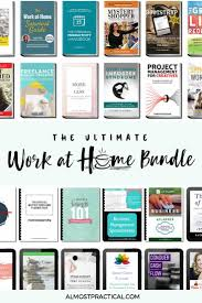 Design Works At Home The Work At Home Ultimate Bundle Is Here Don U0027t Miss It