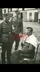 officer haircut wehrmacht officer haircut german haircuts ww2 pinterest