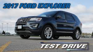 Ford Explorer Body Styles - review 2017 ford explorer test drive youtube