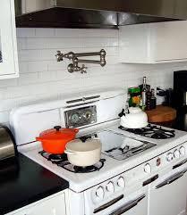pot filler kitchen faucet all about pot filler faucets kitchn