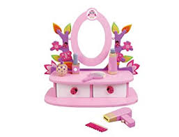 childrens dressing table mirror with lights childrens kids wooden dressing table vanity mirror set with