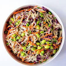 noodle salad recipes rainbow soba noodle salad recipe by ryan b key ingredient
