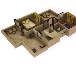Row House Floor Plan 3bhk Duplex Row House