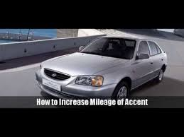 hyundai accent milage 100 working trick to increase mileage of hyundai accent