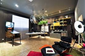 Office Industrial Office Space Awesome Modern Industrial Office Design Ideas Gigi U0027s Home Office