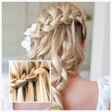 2017 cocktail party hairstyles for long hair