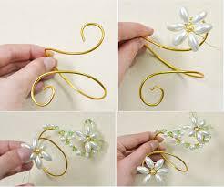 flower bracelet diy images Personalized white flower bracelet diy where to buy pretty beads jpg