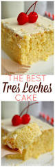 the best and easiest tres leches cake the domestic rebel