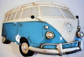 volkswagen bus painting full metal vw wall art how i roll pinterest vw camper vans
