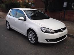volkswagen golf gt 1 4 tsi 2010 white petrol manual 5 door lady