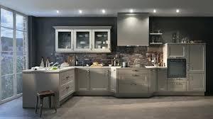 cuisine en gris deco cuisine gris peinture grise 28 nuances de pour les murs