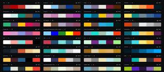 endless color schemes for your content cloudpixel