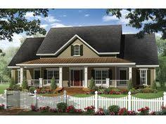 small one story house plans with porches sweet idea small one story country house plans 6 warm with porches