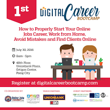 How To Get Organized At Home by Dict Co Organize 1st Digital Career Bootcamp To Promote Online