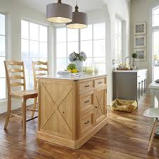 home styles kitchen islands home styles country lodge kitchen island set reviews wayfair