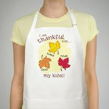 thanksgiving apron confirmation gifts