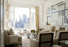 livingroom nyc sophisticated look for a clean and estethic living room