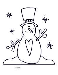 winter hat coloring pages best 25 snowman coloring pages ideas on pinterest printable